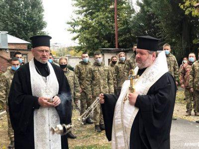 У Харкові вшанували воїнів, загиблих протягом вересня та під час катастрофи військового літака торік