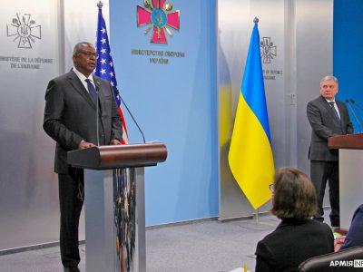 У Міністерстві оборони відбулась зустріч делегацій оборонних відомств України та США