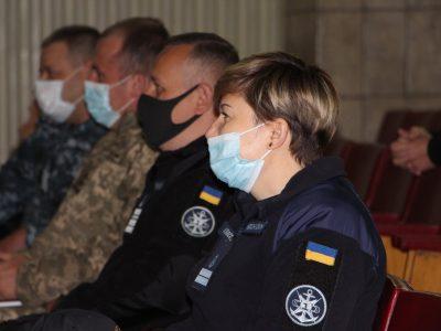 Військові моряки впроваджують досвід НАТО