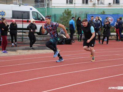 В Одесі відбувся 12-й турнір «Звитяга ВМС»