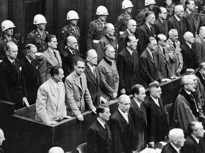 75 років тому завершився Нюрнберзький процес
