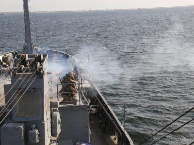 Участь Військово-Морських Сил ЗС України у навчаннях «Об'єднані зусилля – 2021»