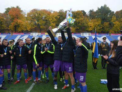 «Слов'янськ АТО» — володар Кубку Героїв АТО – 2021