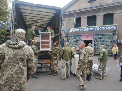 Ініціатива «Допомога Схід»: до Маріуполя доставили гуманітарний вантаж із медичним обладнанням