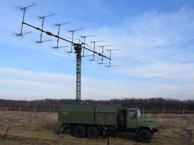 РЛС «Малахіт» одночасно супроводжує понад 250 повітряних цілей