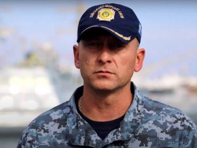 Корабель ВМС ЗС України, який зазнав лиха в акваторії Чорного моря, повернувся в пункт базування